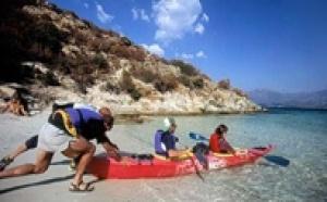 Au fil de l'eau:  Raid en Kayak de mer d'Ajaccio à Girolata