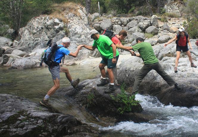 La randonnée accompagnée en Corse, qu'est ce que c'est ?