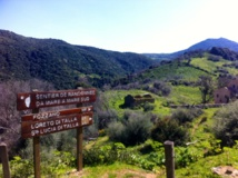 Souvenirs de randonnées en Corse
