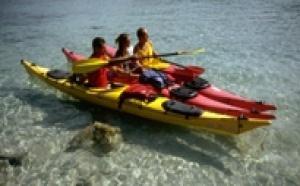 Rivages Corses:  Raid en Kayak de mer d'Ajaccio à Tizzano