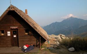 Etape 7 du GR20, de Canaglia au refuge de Petra Piana